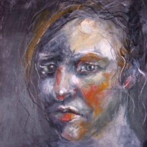 Gillian Lee Smith, Self Portrait